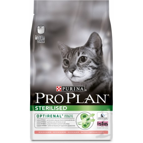 ProPlan Cat Sterilised Salmon 3kg