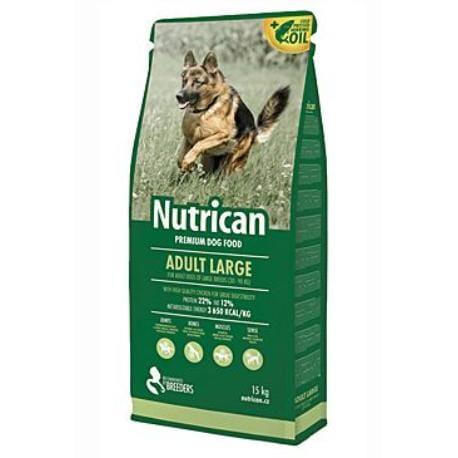 NutriCan Adult Large 15kg