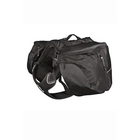 Batoh Hurtta cestovní Trail Pack S černý