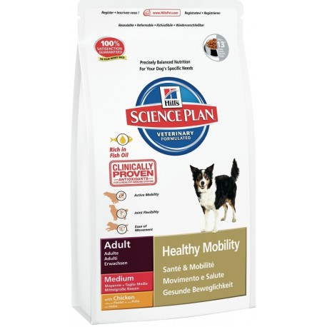 Hill's Canine Dry Mobility 3kg
