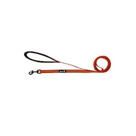 Vodítko Alcott reflexní neon oranžová L 183cm/24mm