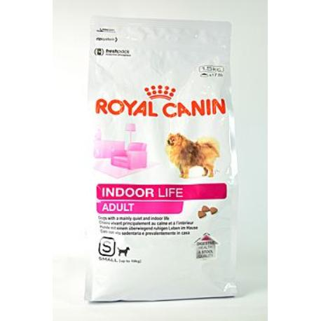 Royal canin Indoor Adult Small 1,5kg
