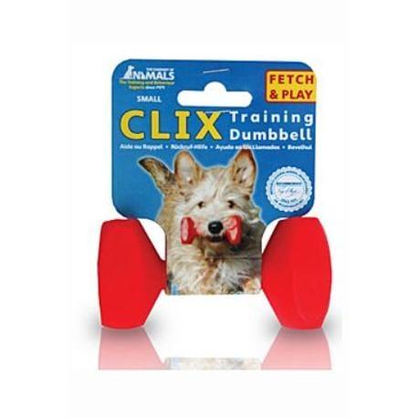 Hračka pes kost CLIX plovoucí vel. L