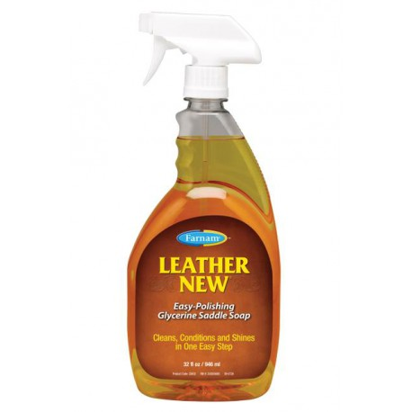 FARNAM Leather New Glycerine Saddle soap 946ml