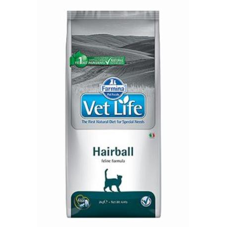 Vet Life Natural CAT Hairball 2kg