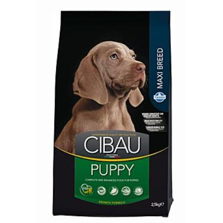 CIBAU Dog Puppy Maxi 2,5kg