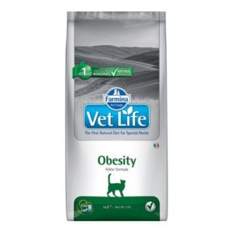 Vet Life Natural CAT Obesity 400g