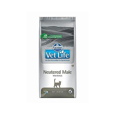 Vet Life Natural CAT Neutered Male 400g