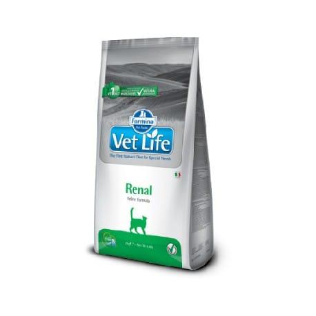 Vet Life Natural CAT Renal 10kg