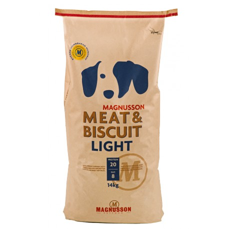 Magnusson Meat&Biscuit Light  4,5kg