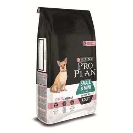 ProPlan Dog Adult Sm&Mini Sens.Skin 7kg