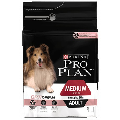 ProPlan Dog Adult Medium Sens.Skin 3kg