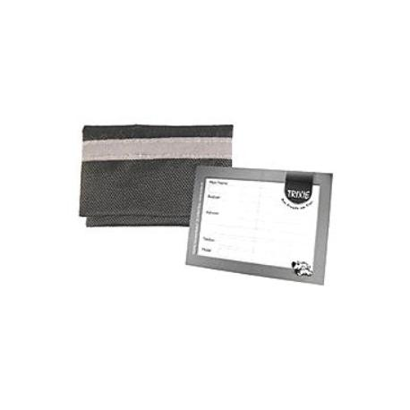 Adresář taštička na obojek nylon 5,5x4cm TR