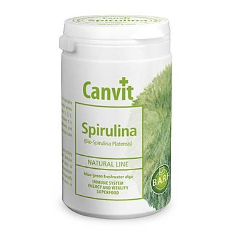 Canvit Natural Line Spirulina plv 150g