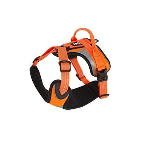 Postroj Hurtta Lifeguard Dazzle 45-60cm oranžový