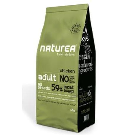 Naturea Naturals dog Adult Chicken 2kg
