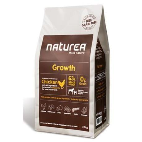Naturea GF dog Growth - Puppy all breeds 2kg