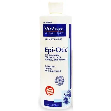Virbac Epiotic III sol 60ml