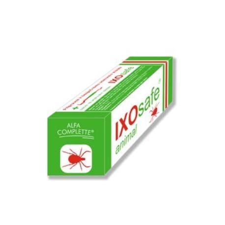 IXOsafe ANIMAL gel 10ml k odstranění klíštěte s háčkem