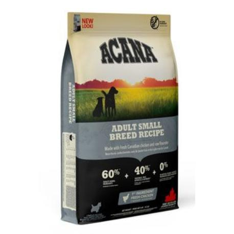 Acana Dog Adult Small Breed Heritage 6kg