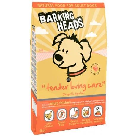 BARKING HEADS Tender Loving Care 2kg