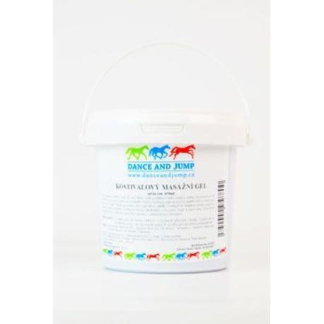 Berenica gel kostivalový 450ml