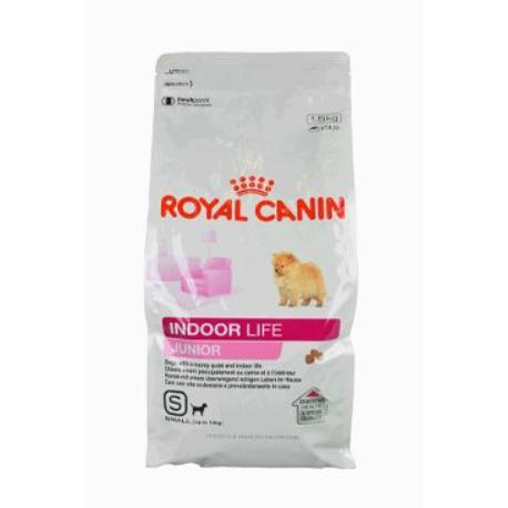 Royal canin Indoor Junior Small 1,5kg