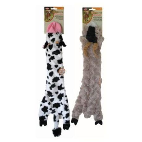 Hračka pes Šustící 35cm Skinneeez