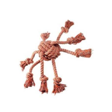 Hračka pes Chobotnice 8,5x10cm bavlna KAR 1ks