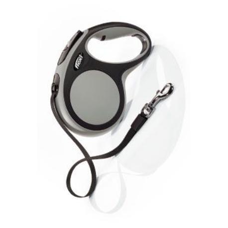 Vodítko flexi Comfort M pásek 5m/25kg šedá