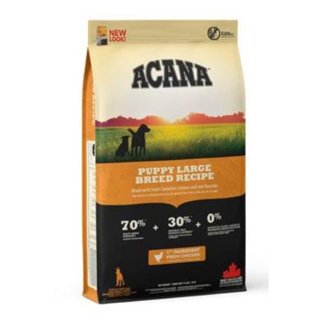 Acana Dog Heritage Puppy Large Breed 17kg