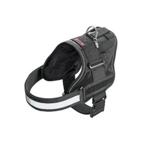 Postroj teflon XTREME černý reflex 70-87/50 KAR 1ks