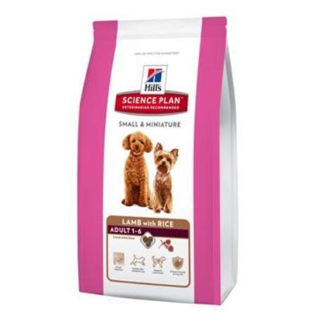 Hill's Canine Dry Adult Small&Mini Lamb-Rice 300g