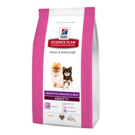 Hill's Canine Dry Adult Small&Mini Sensitive skin 300g