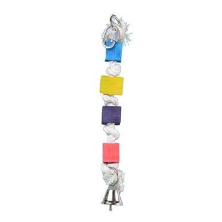 Hračka pro velké papoušky 36cm