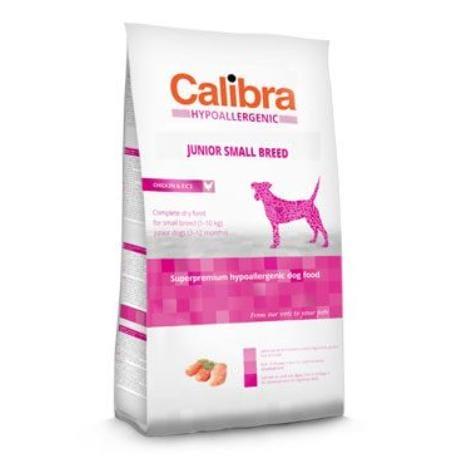 Calibra Dog HA Junior Small Breed Chicken  2kg NEW