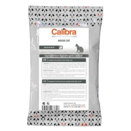 Calibra Cat EN House Cat  80g - vzorek NEW