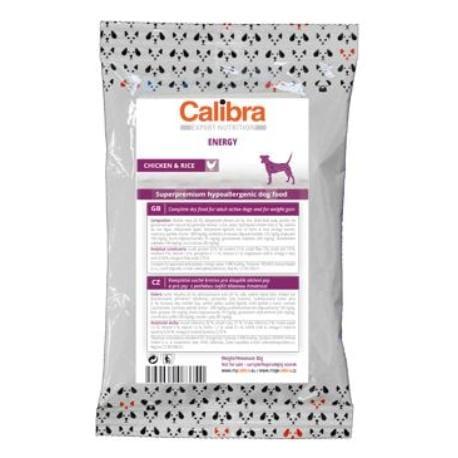 Calibra Dog EN Energy80g - vzorek NEW