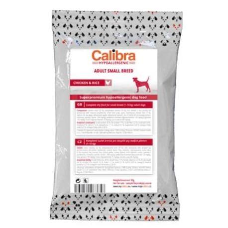 Calibra Dog HA Adult Small Breed Chick80g-vzorek NEW