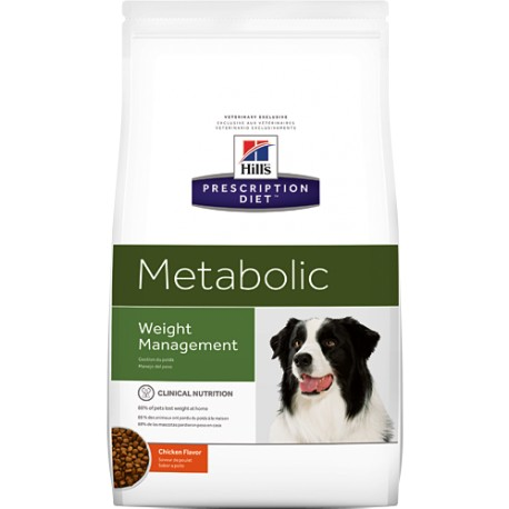 Hill's Canine  Dry Adult Metabolic 4kg