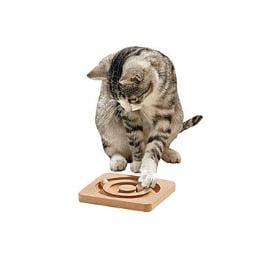 Hračka kočka interakt. hra Round about 19x19 KAR 1ks