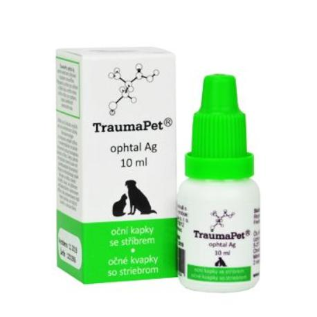 TraumaPet ophtal Ag 10ml