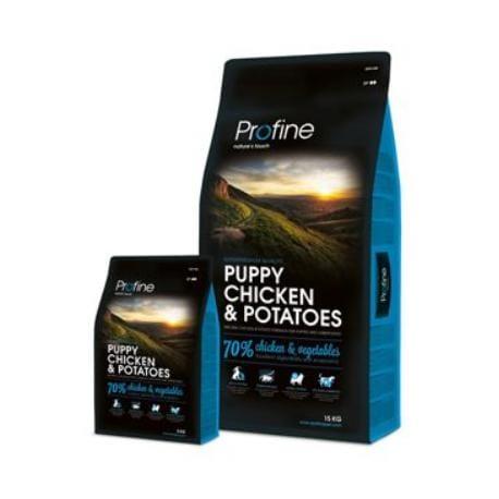 Profine NEW Dog Puppy Chicken & Potatoes 3 kg