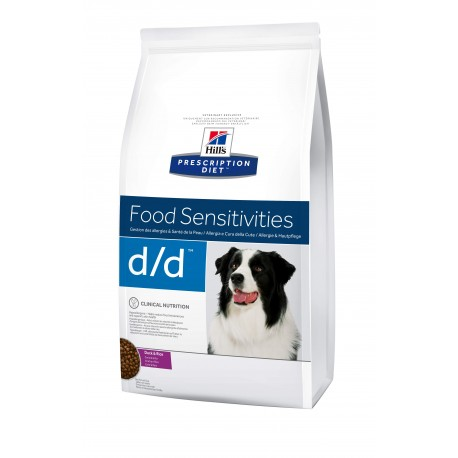 Hill's Can. D/D Dry Duck&Rice 5kg