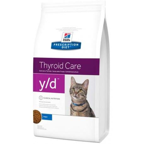 Hill's Fel. Y/D Dry 5kg