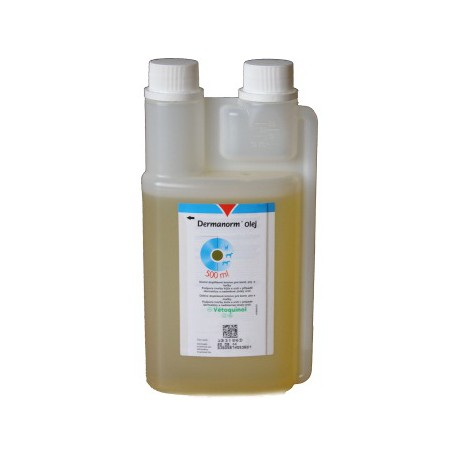 Vétoquinol Dermanorm olej 500ml