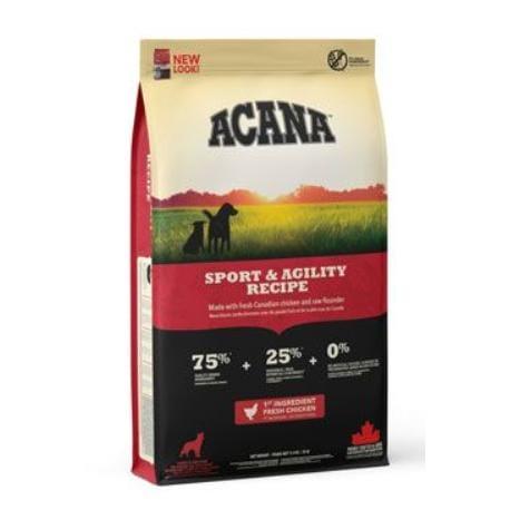 Acana Dog Heritage Sport&Agility 11,4kg