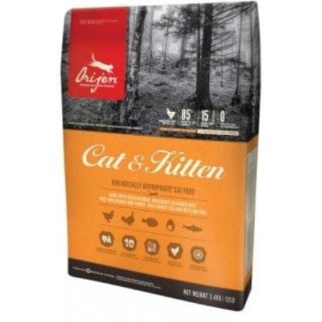 Orijen Cat&Kitten 5,4kg