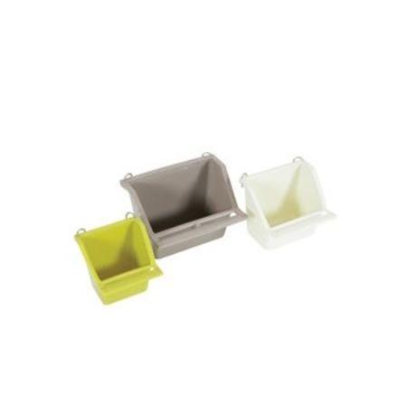 Krmítko pro ptáky do klece ARABESQUE plast M Zolux