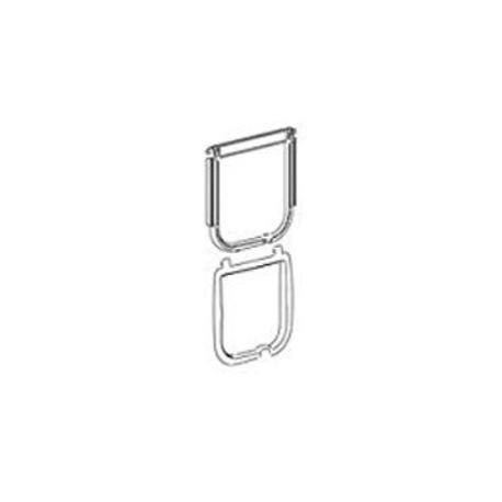 Dvířka SWING-Dil Kit 406 hnědý rámeček+dvířka Swing 5